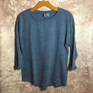 H&M 3/4 Sleeve Sweater.